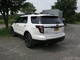 Testfahrt Ford Focus und EXPLORER-13
