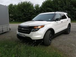 Testfahrt Ford Focus und EXPLORER-14