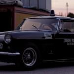 Die Geschichte von Armando Spatafora und dem Ferrari 250 GTE der römischen Squadra Mobile