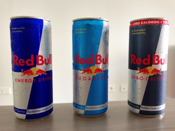 Red Bull, Red Bull Sugarfree, Red Bull Zero Calories