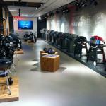 Weber in Berlin: Original Store und Grill Akademie