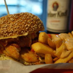 Piri's Chicken Burgers Berlin: Burger mit Kick