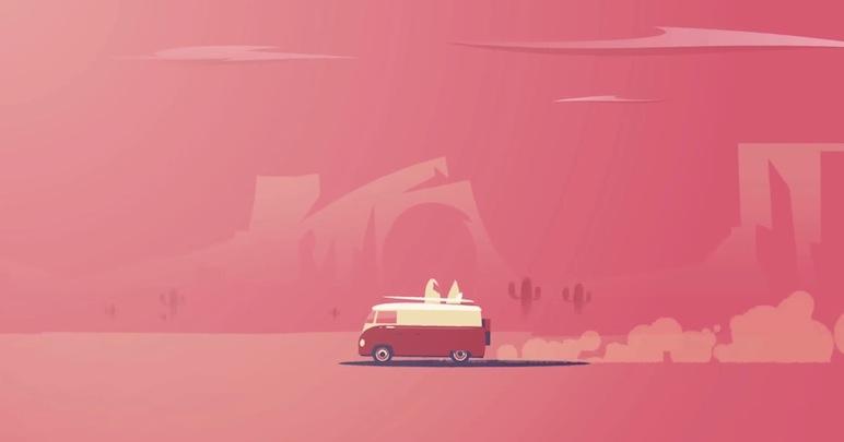 Die Geschichte des Vans