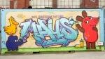 Sendung mit der Maus Graffiti