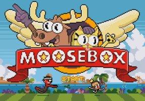8-Bit-Kurzfilm: Moose und sein Buddy CatBox retten Prinzessin Burger