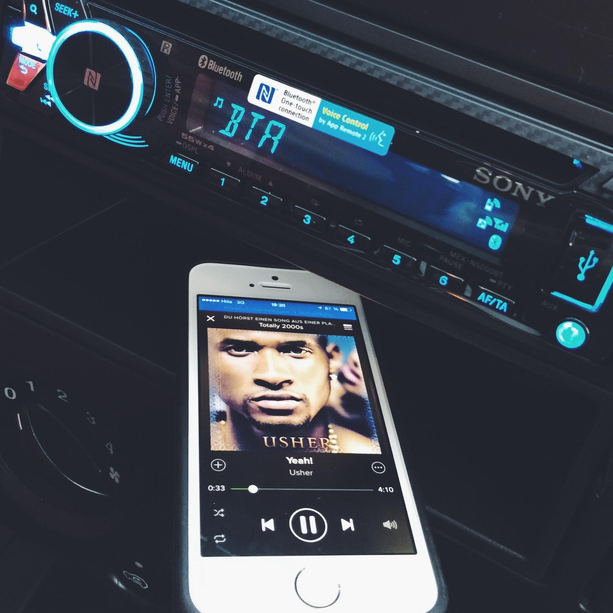 Roadtrip-Vorbereitungen #2: Neues Autoradio Sony MEX-N5000BT ...