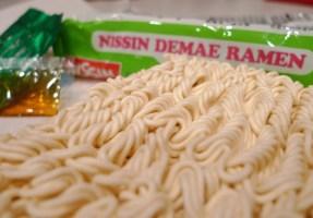 Nissin Demae Ramen