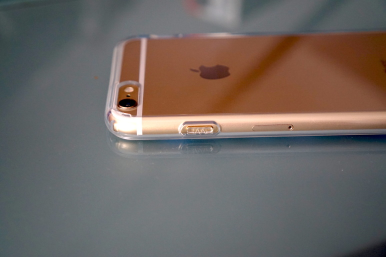 Spigen Case für iPhone 6 Plus - ULTRA HYBRID Crystal Clear 05