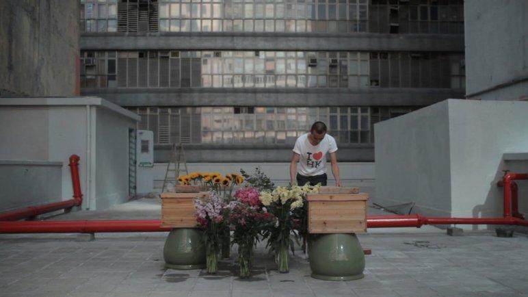 Kurz-Doku über Bienenstöcke in Hong Kong