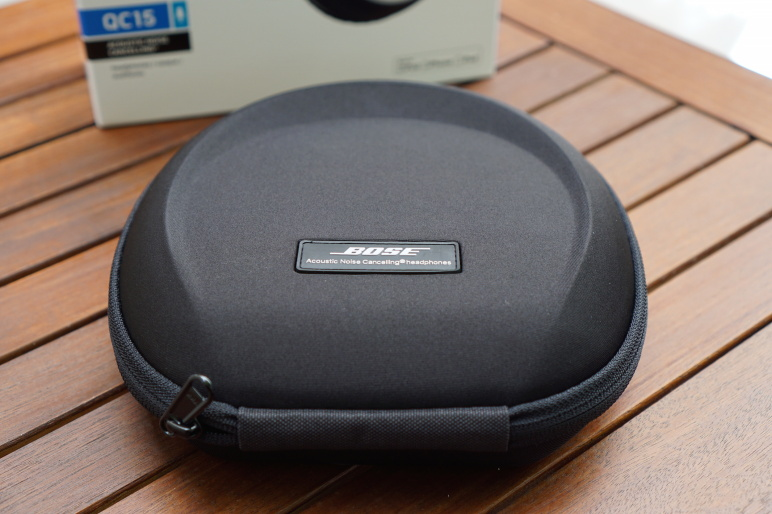 Bose QuietComfort 15 Kopfhörer mit Acoustic Noise Cancelling Test 02