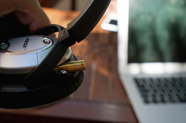 Bose QuietComfort 15 Kopfhörer mit Acoustic Noise Cancelling Test 13
