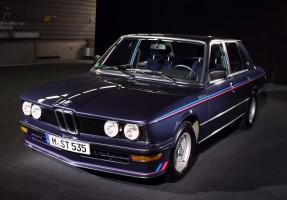 BMW M535i E28