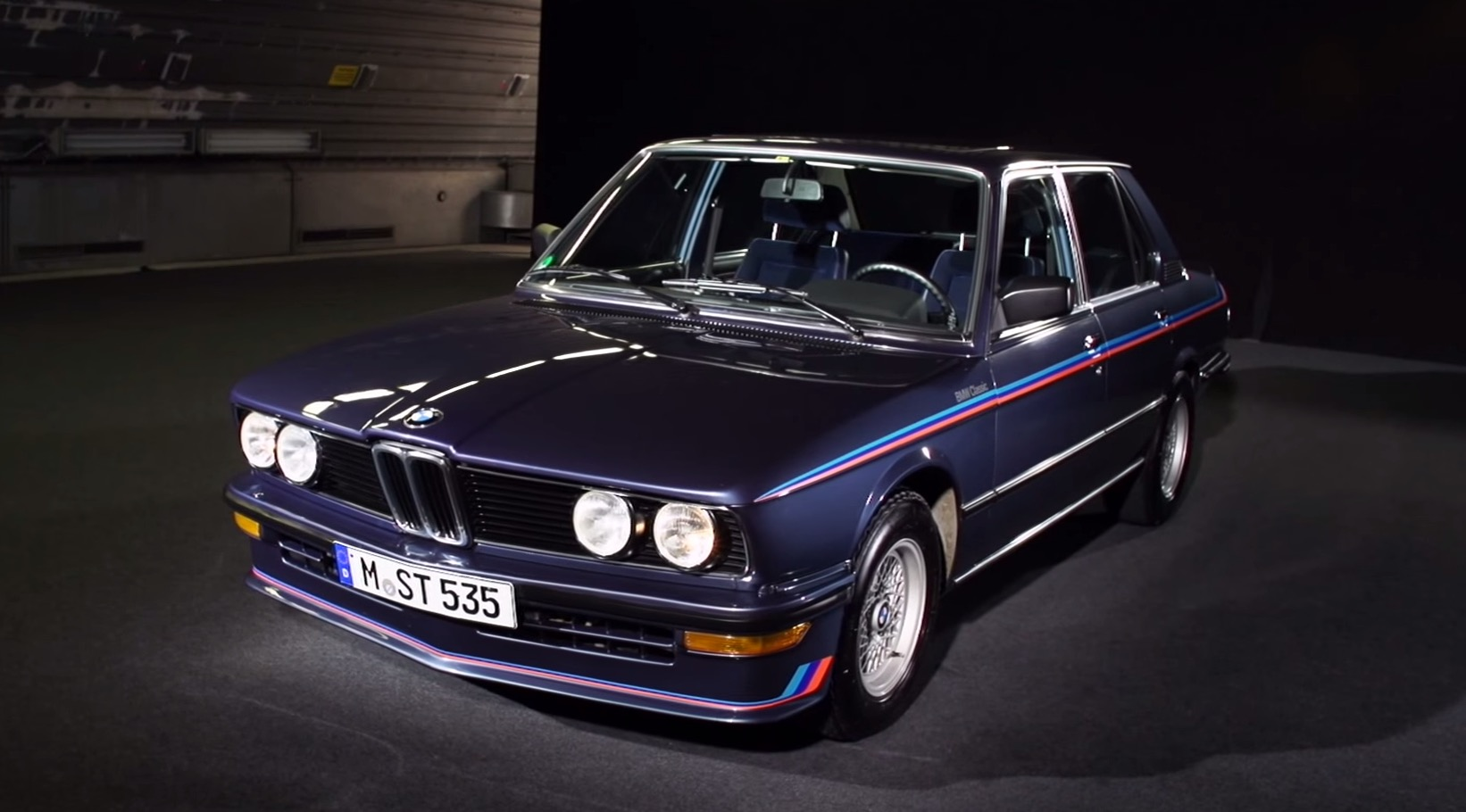 CarPorn: BMW E28 M535i – @GillyBerlin