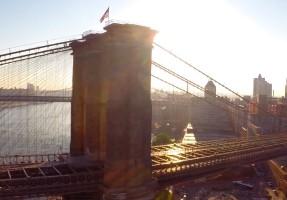Drohne New York
