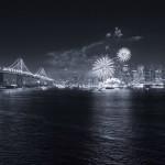 San Francisco in schwarzweiß: Gotham City SF // A Timelapse Film