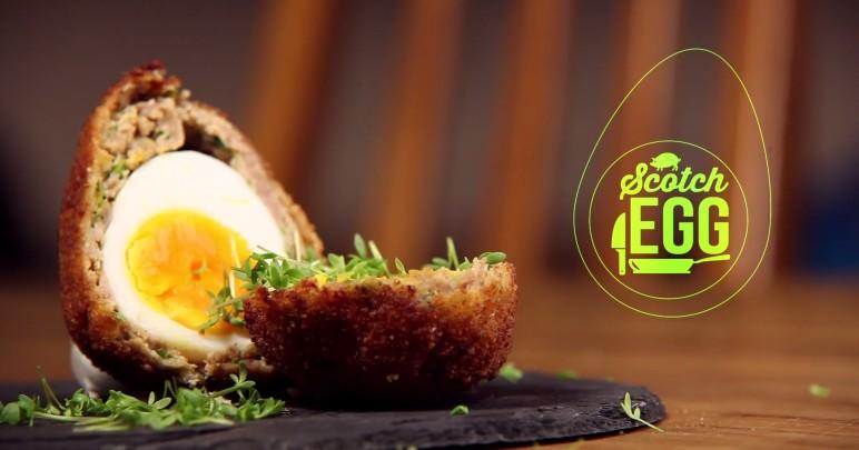 12 Dinge Eier