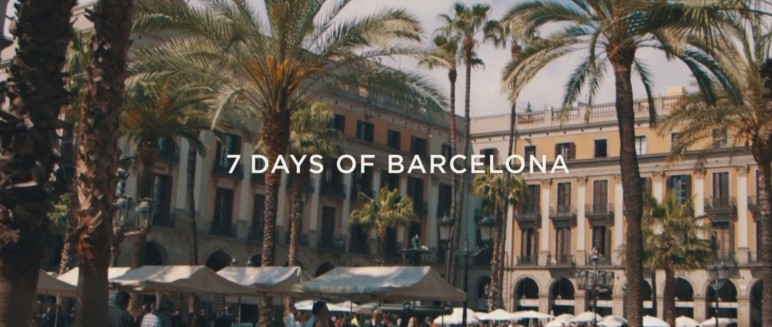 7 Days Of Barcelona