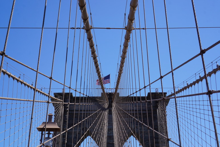 Brooklyn Bridge - New York City - Gilly 03