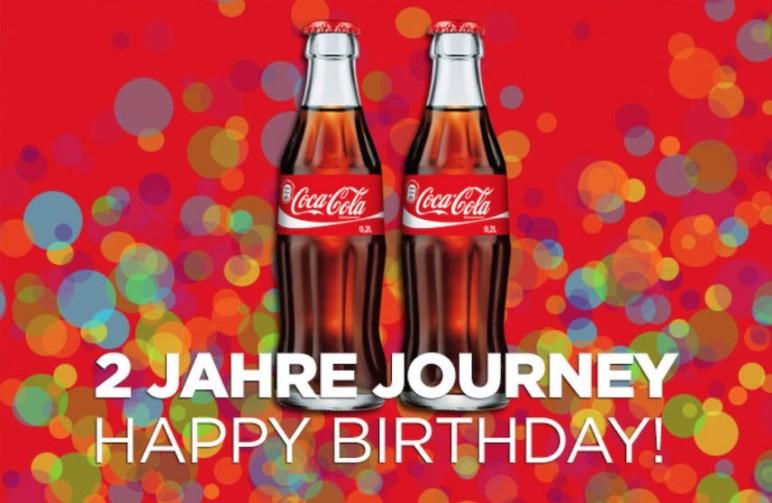 Coca-Cola Journey