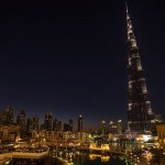 Layer-Hyper-Time-Lapse: Dubai Day to Night