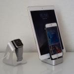 EverDock Duo: Docking-Station für Smartphones und Tablets (iPhone & iPad)