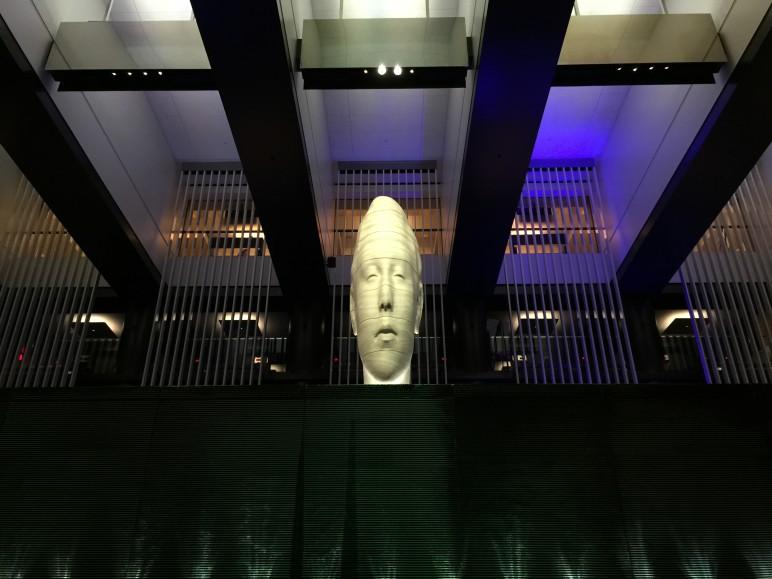 Grand Hyatt New York Lobby