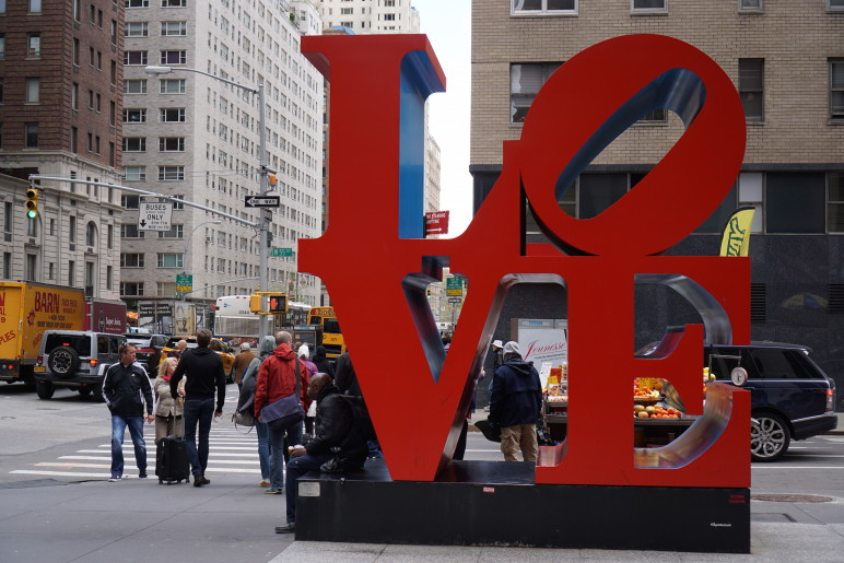 LOVE New York City