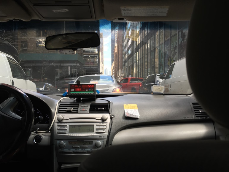Taxi Manhattan Queens