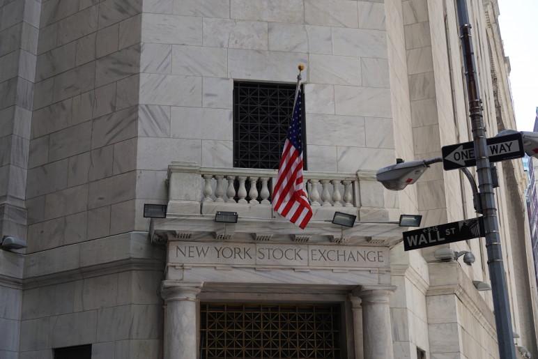Wall Street - New York City 01
