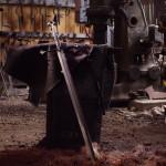 Handwerkskunst: Aragorns Schwert schmieden (Narsil) und reparieren (Andúril)
