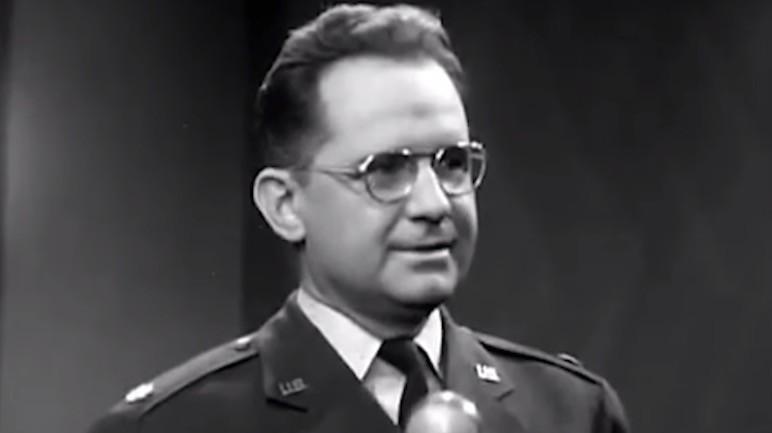 Col. Dr. John Paul Stapp