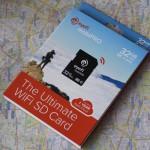 Ausprobiert: Eyefi mobi Pro Wifi SD Karte (32GB) – WiFi für die Kamera