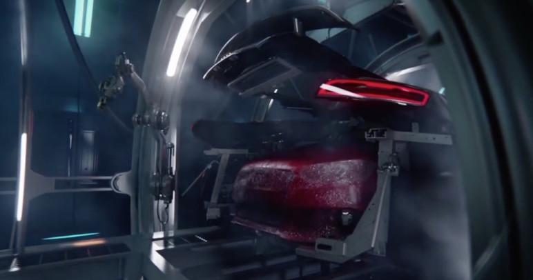 Audi RS3 Birth Werbespot
