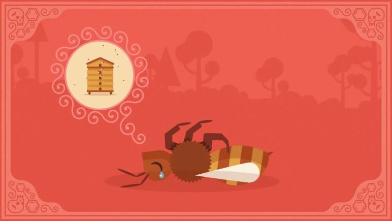 Bienensterben - Kurzgesagt