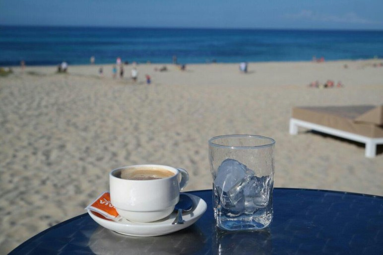 Cafe Con Leche Con Hielo Mallorca