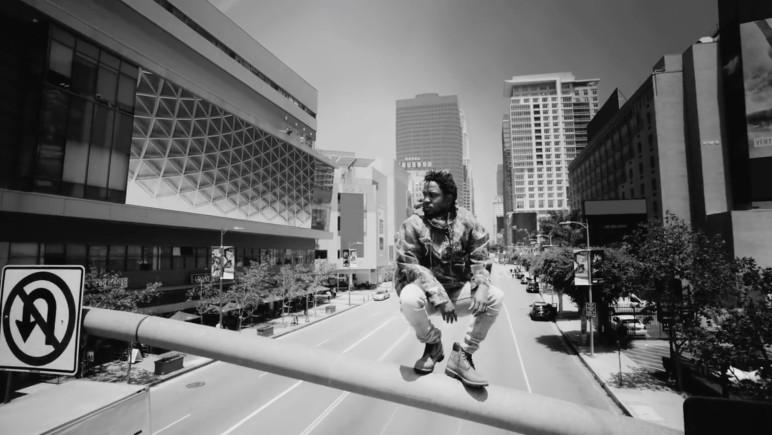 Musikvideo -  Kendrick Lamar - Alright