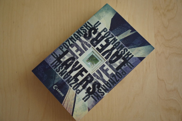 Buch - Layers von Ursula Potnanski 01