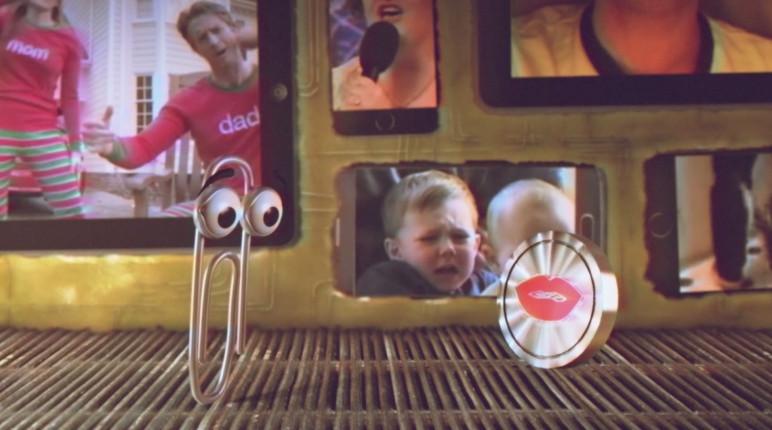Karl Klammer Musikvideo - Clippy Music Video