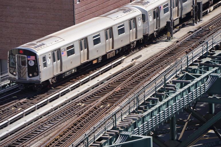 New York Subway Linie N