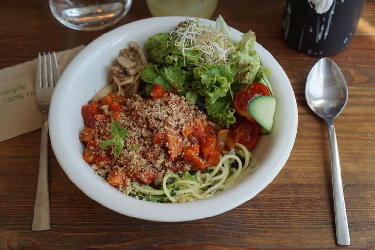 The Bowl - Veganes Restaurant in Berlin 02