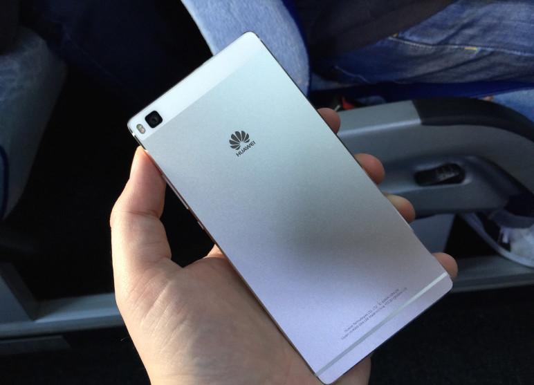 Huawei P8 Pfote