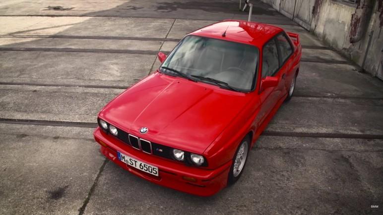 GESCHICHTE BMW M3 E30