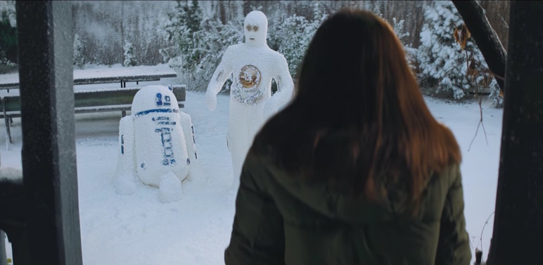 Kaufland Star Wars Werbespot
