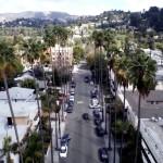 Fernweh: Mit der Drohne über und durch Los Angeles