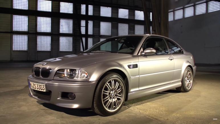 BMW M3 E46 Geschichte