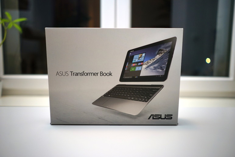 Asus Transformer Book Verlosung