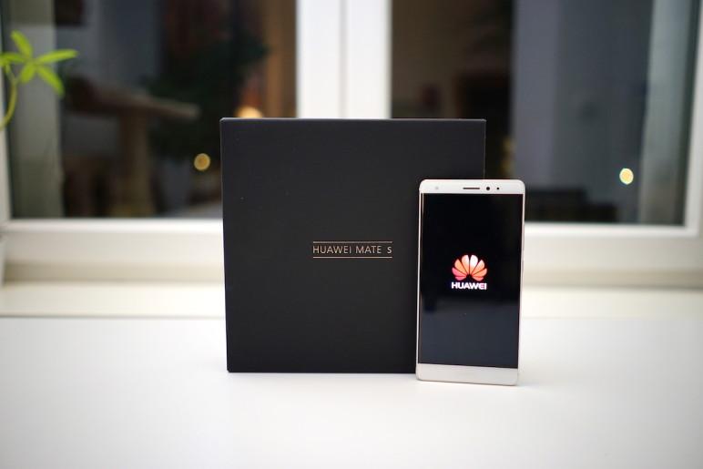 Huawei Mate S Verlosung