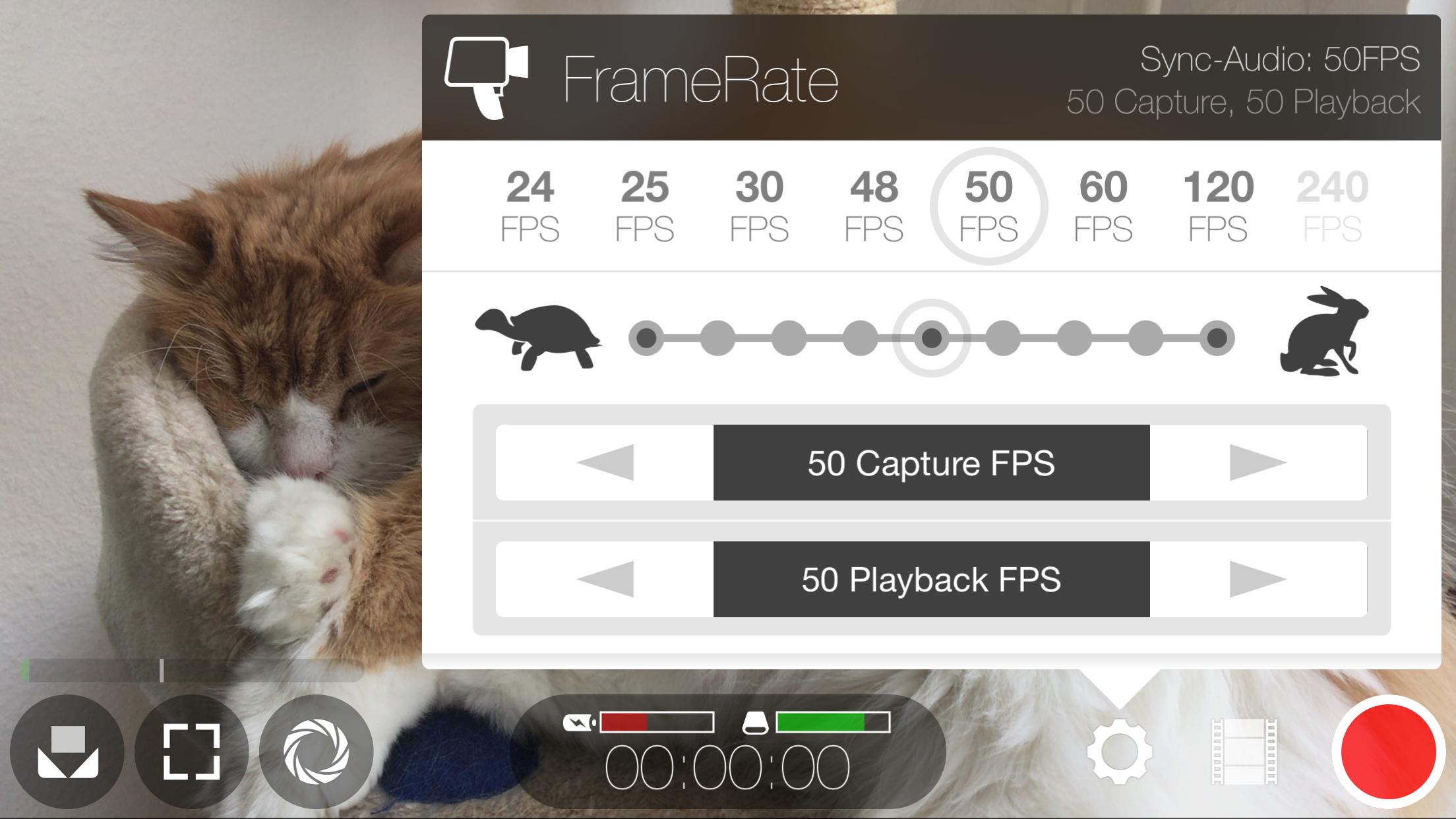 Mit FiLMiC Pro kannst du beim Filmen mehr aus deinem iPhone ...