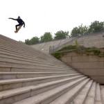 Ein Ollie, der in die Skateboard-Geschichte eingehen wird