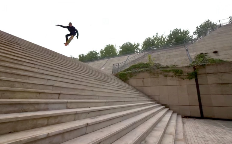 Jaws Ollie Treppe
